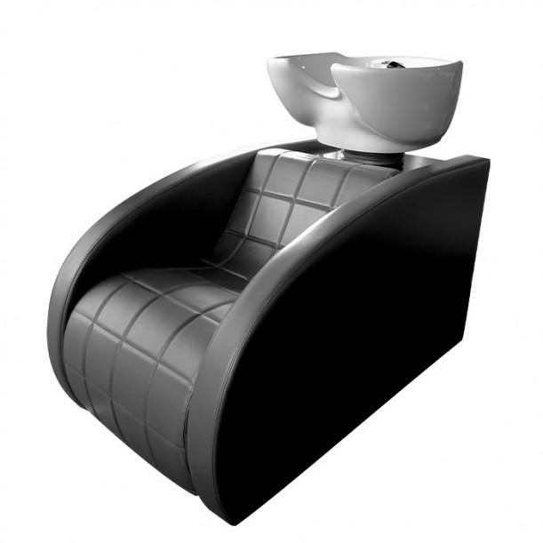 Измивна колона за фризьорски салон – Модел IZ413 черна