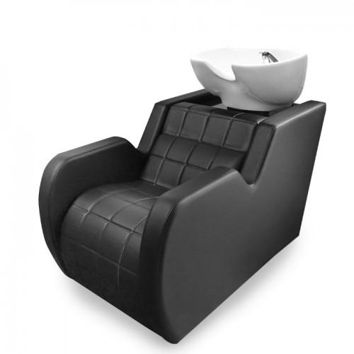 Измивна колона в елегантен черен цвят модел N292А