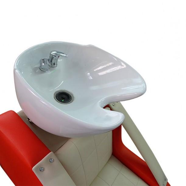 Комфортна измивна колона М400-f с дълбока керамична мивка
