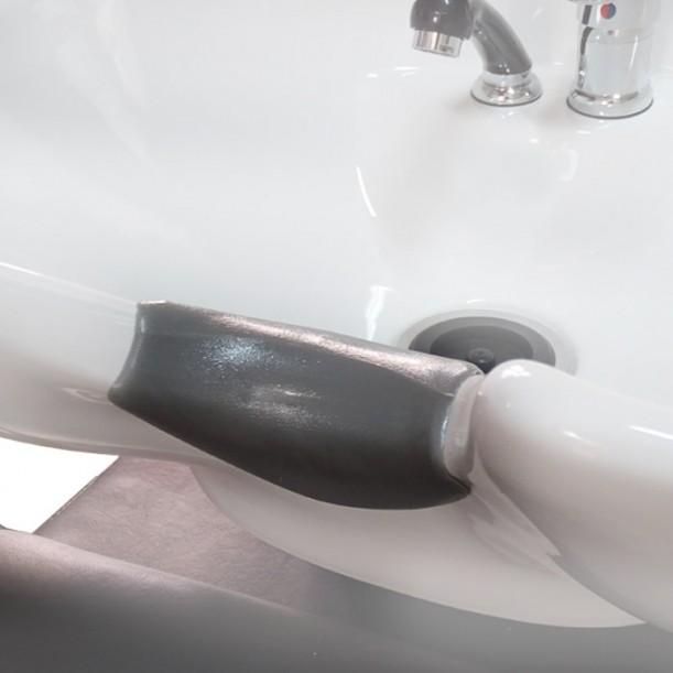 Уплътнител за фризьорска мивка от силикон