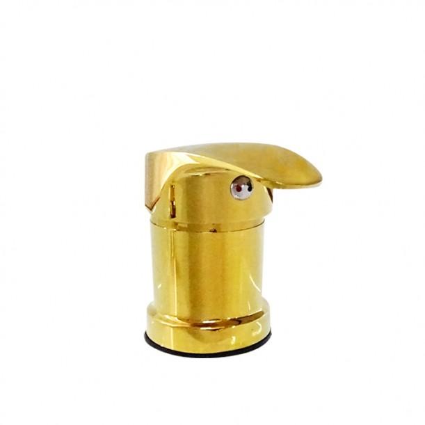 Батерия за измивна колона в златен цвят - F817
