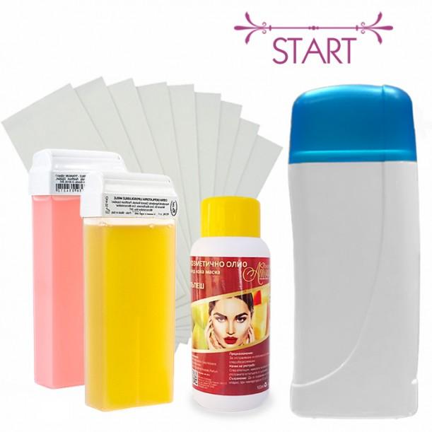 Промо пакет за епилация - Start