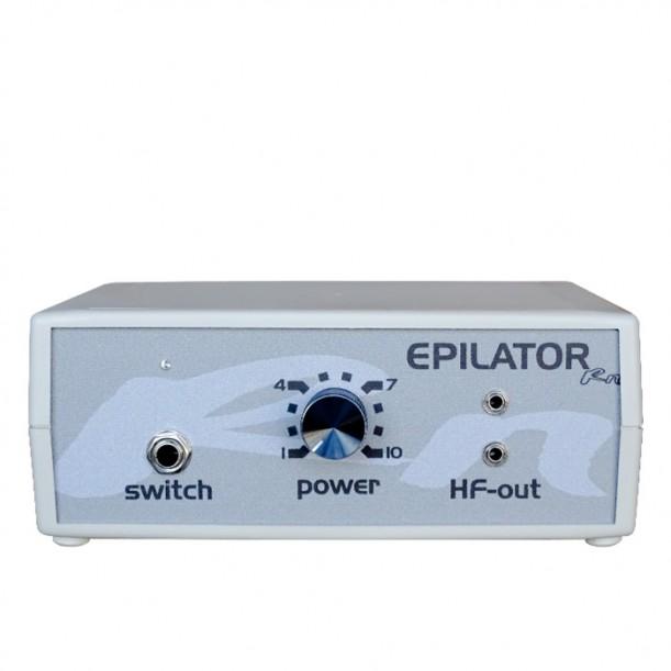 Професионален козметичен уред за епилация – електрическа пинсета и игла