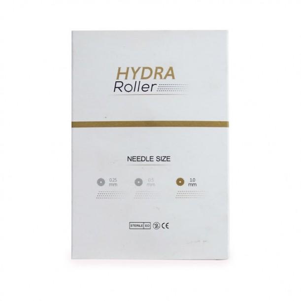 Микроиглен hydra roller за терапия за лице