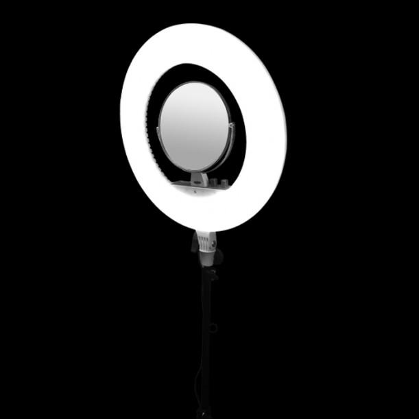 Козметична лампа с LED светлина за грим и селфита