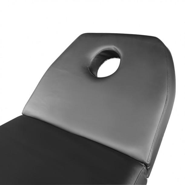 Козметично легло KL260, ширина 60 см - Черен