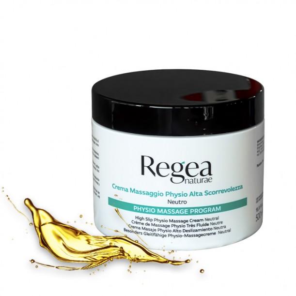 Неутралнен масажен крем Regea, 500мл