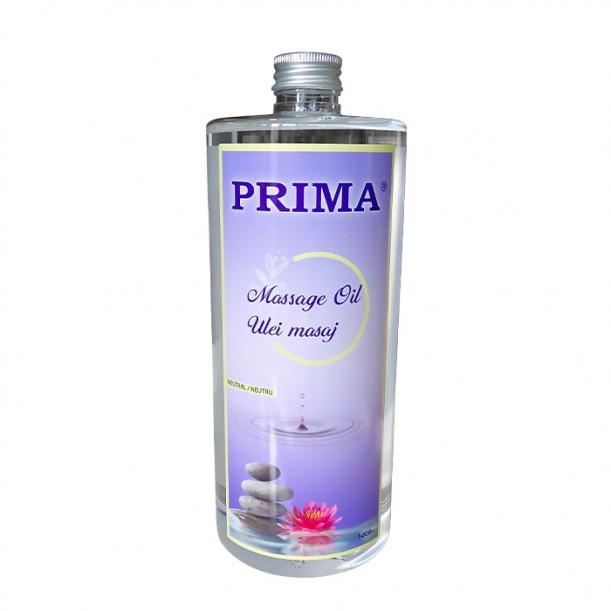 Олио за масаж - без аромат