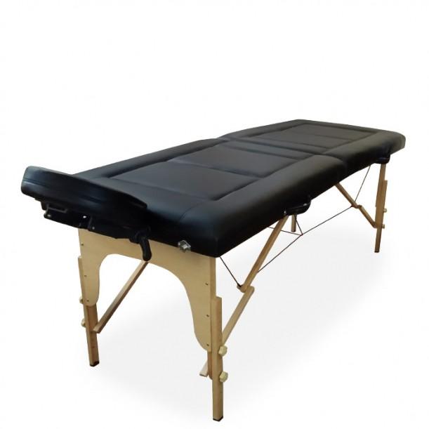 Преносима масажна кушетка в черно W204