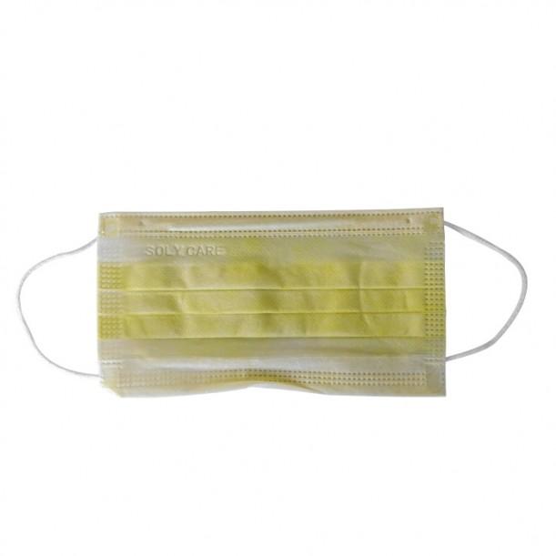 Медицинска трислойна маска Soly Care