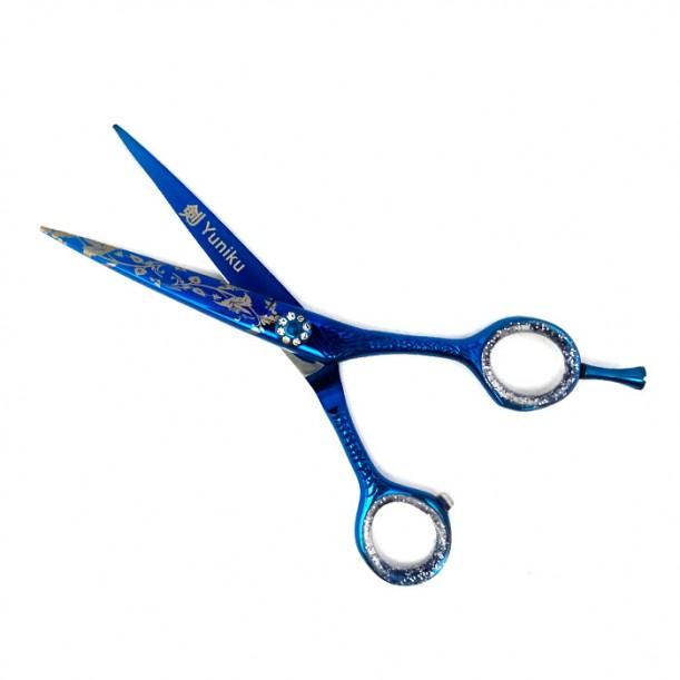 Професионален комплект фризьорски ножици Yuniku модел DS4
