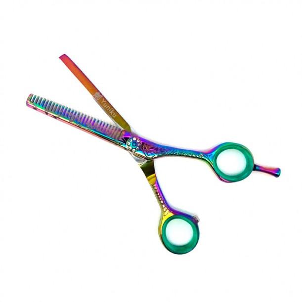Професионален комплект фризьорски ножици Yuniku модел DS7