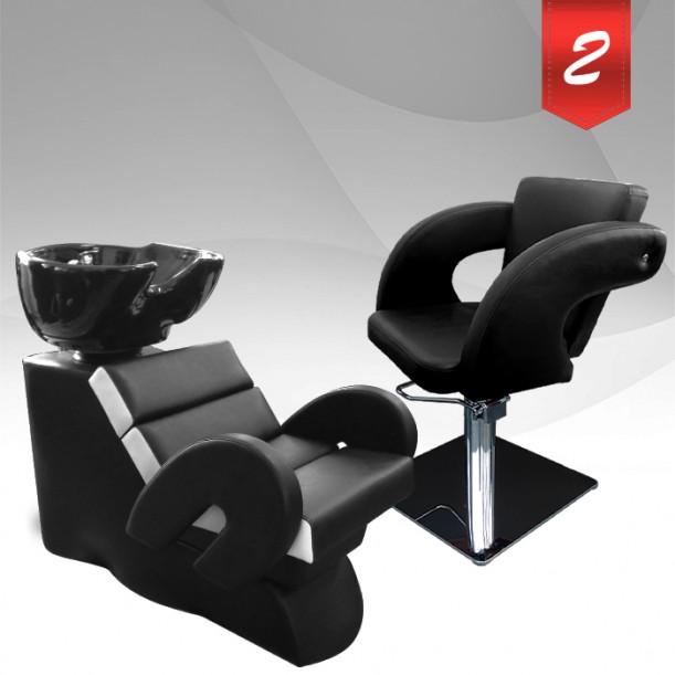 Стилен професионален комплект фризьорско оборудване 2011