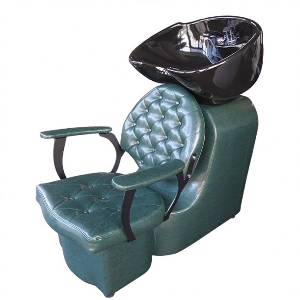 Професионален фризьорски пакет Petrol Green