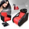 Фризьоски комплект - Red & Black