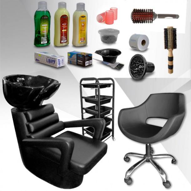 Цялостно фризьорско оборудване Style Essentials