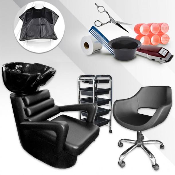 Комплект фризьорско оборудване за професионалисти START