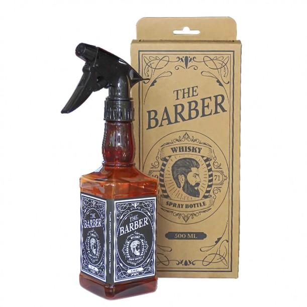 Спрей пулверизатор за фризьорски и бръснарски салони Whisky