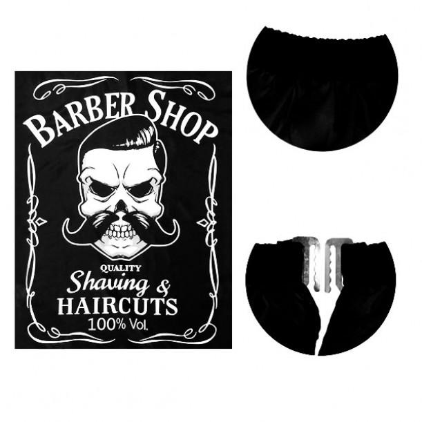 Черна пелерина - Barber