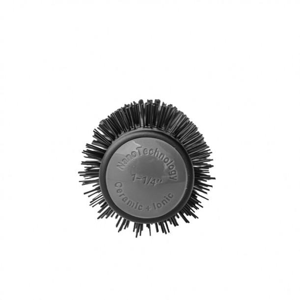 Топлоустойчива керамична четка за сешоар, 32 мм